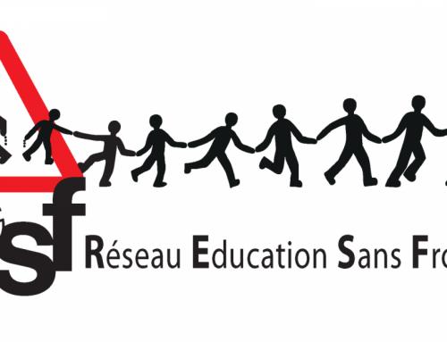 RESF PARRAINAGE D'ENFANTS A LA MAIRIE DE ROUEN samedi 19 janvier 11h