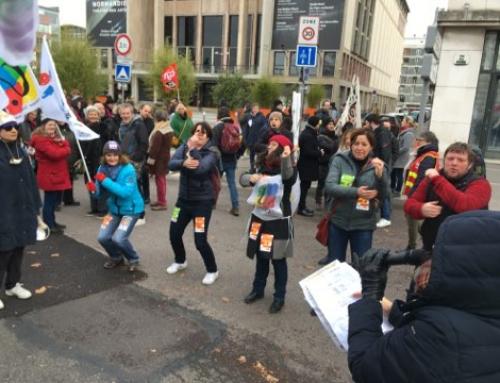 Le gouvernement recule face aux mobilisations : toutes et tous dans la rue le jeudi 9, le lendemain et le samedi 11 pour gagner le retrait du projet de réforme des retraites