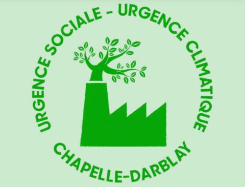 La Chapelle Darblay : une entreprise durable à défendre !