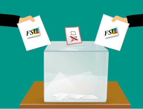 Elections INSPE – votez pour vos représentant-e-s FSU