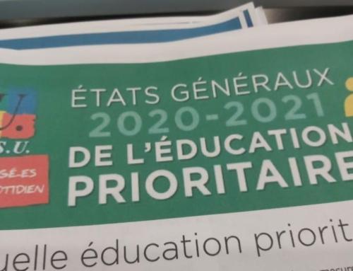 Etats Généraux de l'Education Prioritaire en Seine-Maritime