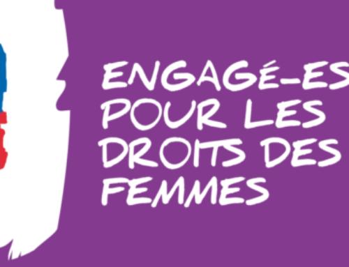 Lundi 08 mars 2021 : journée internationale de lutte pour les droits des femmes !
